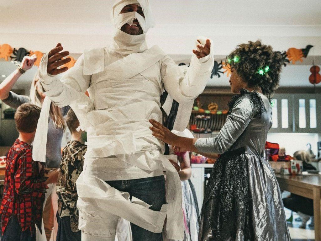 Ideas disfraces Halloween para hacer en casa.